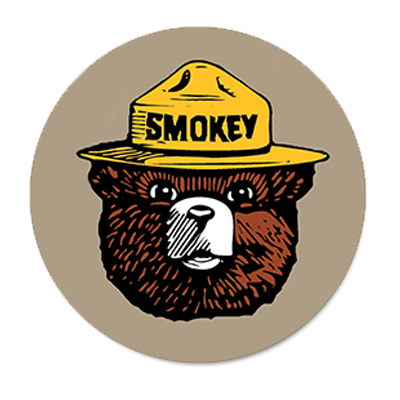 Smokey The Bear is a Kody O'Bear endorsed kid friendly website