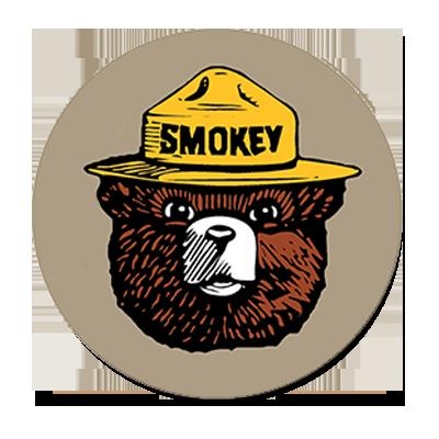 Smokey The Bear is a Kody O'Bear endorsed kid friendly website